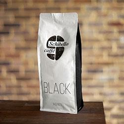Black coffee beans thumbnail