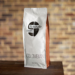 Colombian coffee beans thumbnail