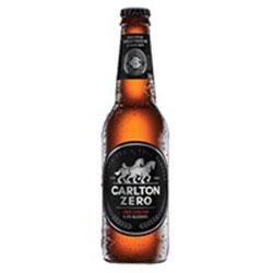 Carlton zero beer - 330ml thumbnail