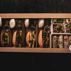 Vietnamese street food taster box thumbnail