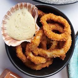 Crumbed calamari thumbnail