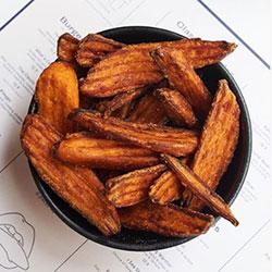 Sweet potato chips thumbnail