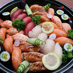 Mixed nigiri platter - serves 4 thumbnail