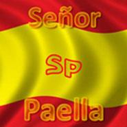 Senor Paella logo