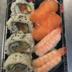 Mixed sashimi and reverse box thumbnail
