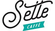 Sette Espresso Eatery Bar logo