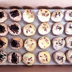 Mini donuts thumbnail