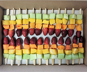 Rainbow fruit sticks thumbnail