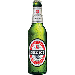 Becks Lager - 330ml thumbnail