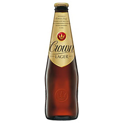 Crown lager - 375ml thumbnail