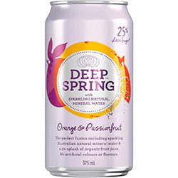 Deep Spring mineral water - 375 ml thumbnail