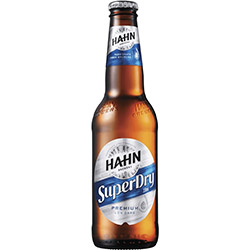Hahn Super Dry Lager - 330ml thumbnail