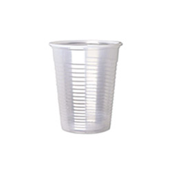 Plastic tumblers - 200 ml - pack of 50 thumbnail