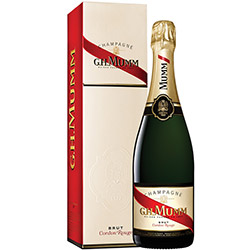G.H.Mumm Cordon Rouge Brut Reims, France NV thumbnail