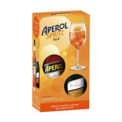Aperol Spritz and Prosecco Gift Pack thumbnail