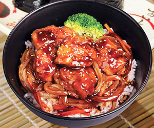 Teriyaki chicken don thumbnail