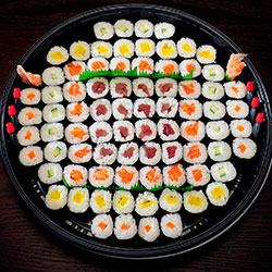 Maki platter - serves 4 to 6 thumbnail