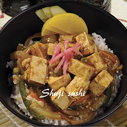 Curry tofu don thumbnail