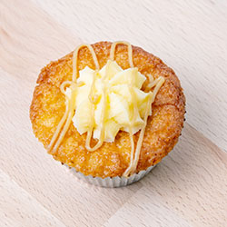 Apple and caramel cupcake thumbnail