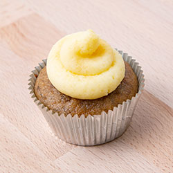 Banana cupcake thumbnail