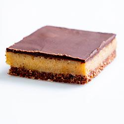 Caramel slice thumbnail