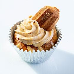 Churro cupcake thumbnail