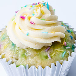 Funfetti cupcake thumbnail