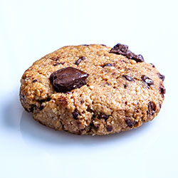 Ginger choc chip cookie thumbnail