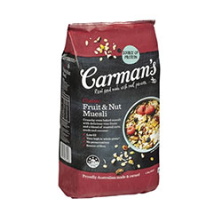 Carmans Kitchen muesli thumbnail