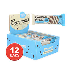 Carmans Kitchen protein bar thumbnail