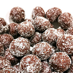 Raw brownie balls - 20g thumbnail