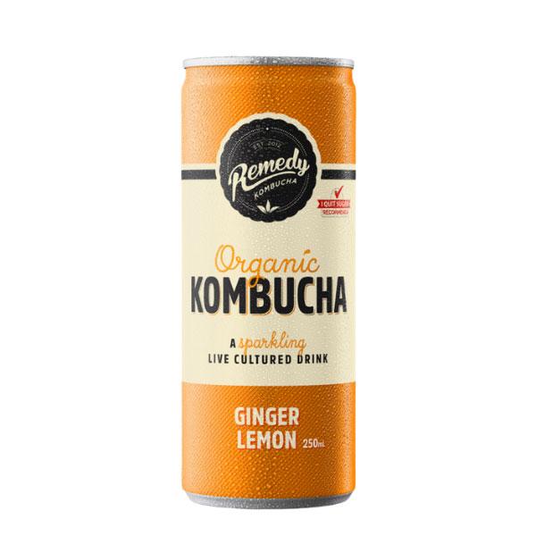 Remedy kombucha can - 250ml thumbnail