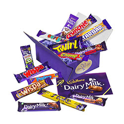 Cadbury variety chocolates - 15g thumbnail