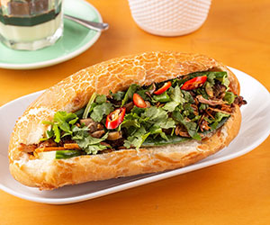 Bahn mi platter - Serve up to 8 thumbnail