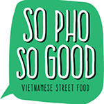 So Pho So Good logo