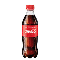 Coca cola range - 390ml thumbnail
