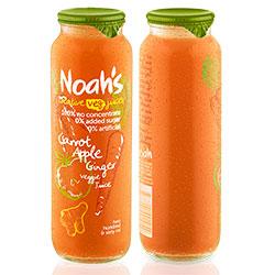 Noahs veggie juice - 260ml thumbnail