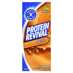 Aussie Bodies protein shakes - 375ml thumbnail