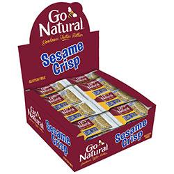 Sesame crisp - Go Natural thumbnail