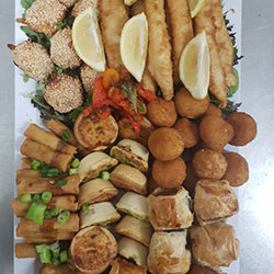 Finger food platter thumbnail