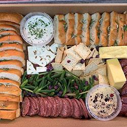 Savoury native grazing platter thumbnail