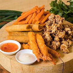 Finger food platter thumbnail