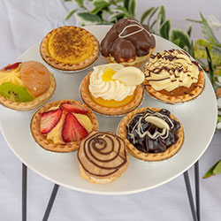 Assorted cakes thumbnail