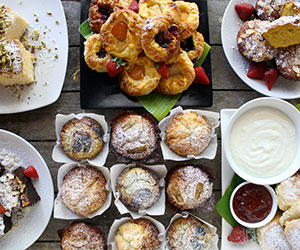 Morning and afternoon tea package thumbnail
