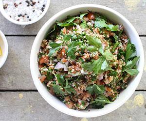 Quinoa tabbouleh thumbnail