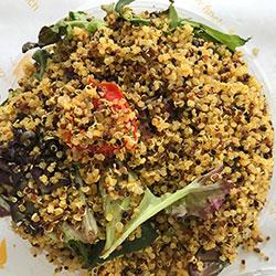 Roast vegetable and quinoa salad thumbnail
