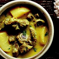 Mangalore lamb stew thumbnail