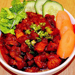 Portuguese pork curry thumbnail