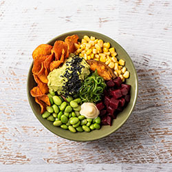 Vegan poke bowl thumbnail