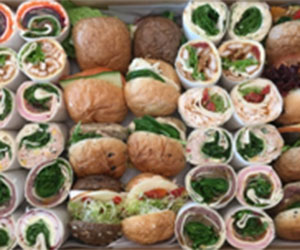 Buns and wraps platter thumbnail